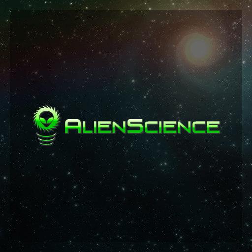 AlienScience WordPress Theme
